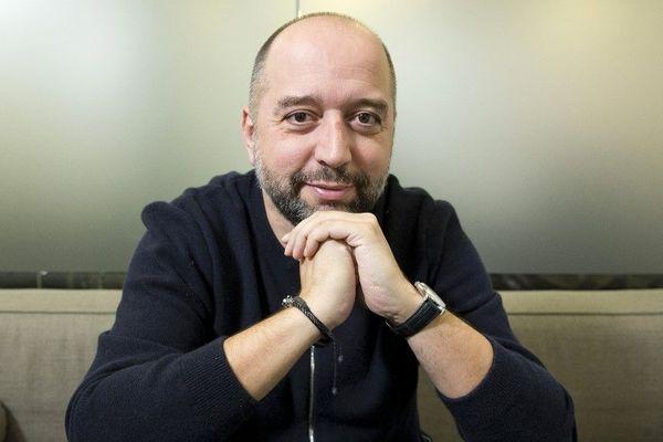 Gerard Lopez dans ses bureaux londoniens en décembre dernier.