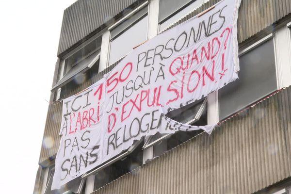 150 personnes ont été relogées par la ville de Nantes