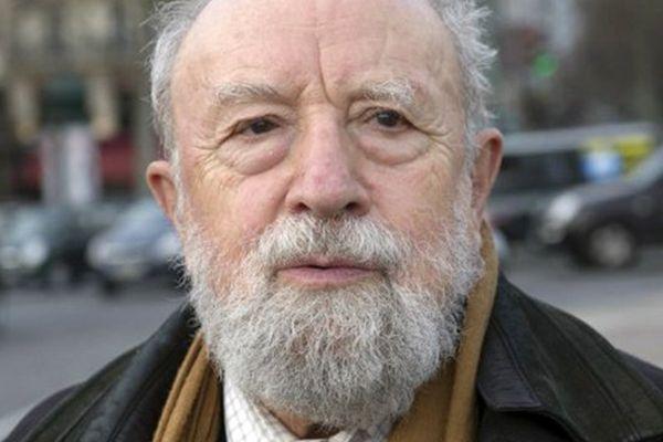 Michel Butor, en 2011.
