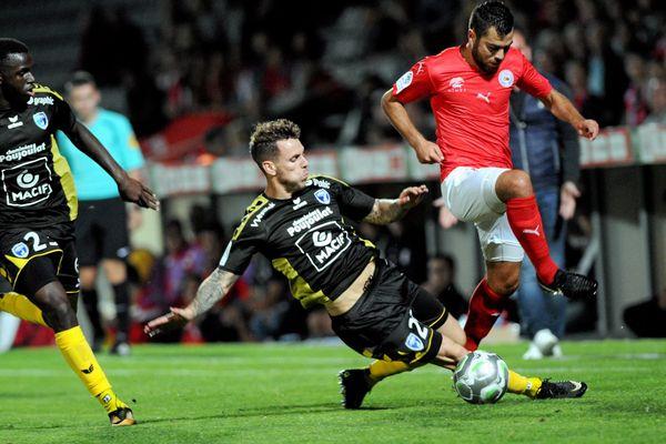 Nîmes a été balayé à domicile par Niort 1-5 - 22 septembre 2017
