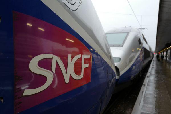 Un agent SNCF a été mortellement percuté par un train mardi soir en Savoie. (Illustration)