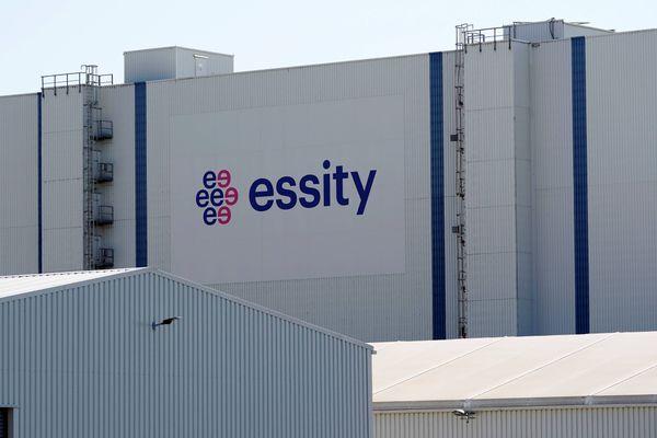 Le groupe suédois Essity est spécialisé dans la production de produits d'hygiène et de santé.