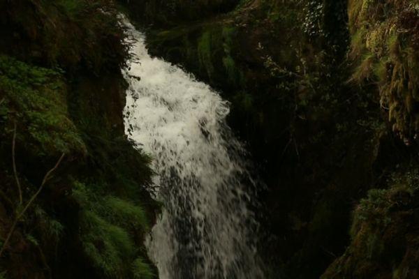 Gimel et ses 3 cascades en Corrèze
