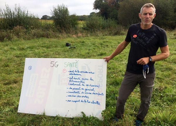 Des riverains de Moëlan-sur-Mer s'interrogent sur les conséquences sur la santé avec l'arrivée de la 5G