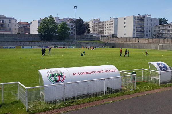 Au coeur du quartier Saint-Jacques, près de 400 licenciés pratiquent le foot