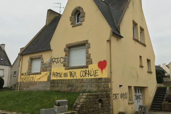 La permanence parlementaire de Didier Le Gac, à Saint-Renan (29). C