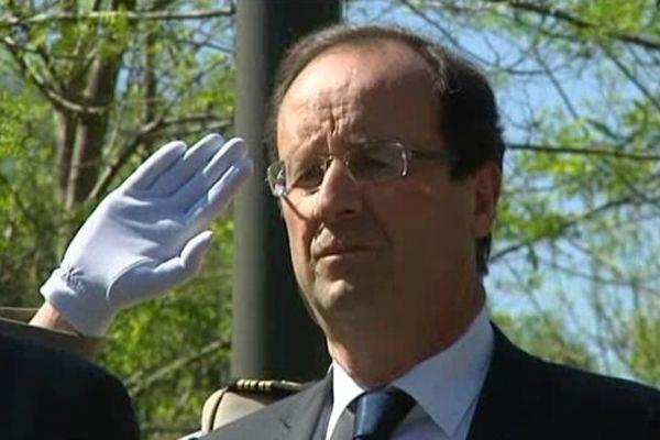 François Hollande a fait de ces cérémonies un rituel.