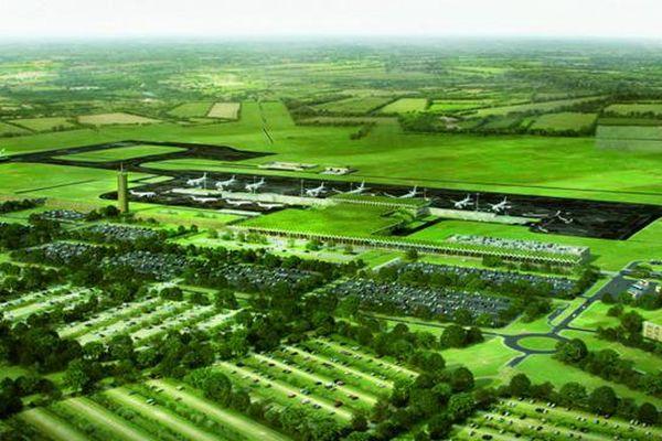 Le projet d'aéroport de Nantes Atlantique à Notre-Dame-des-Landes