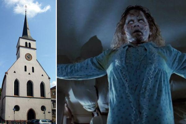 L'Exorciste, film sorti en 1973, sera projeté en l'église Saint-Guillaume à Strasbourg
