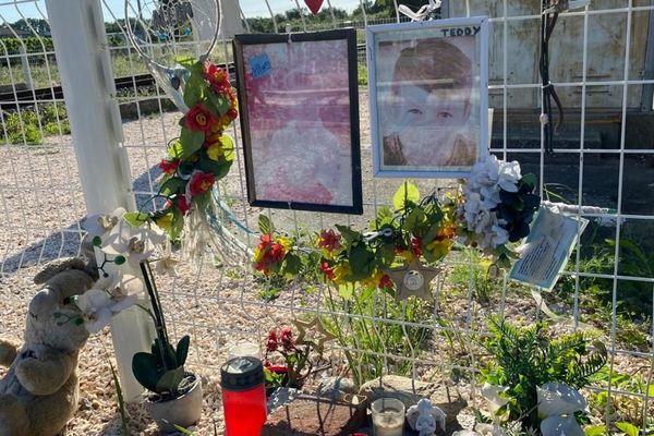 Millas (Pyrénées-Orientales) - des témoignages en souvenir des 6 enfants victimes de l'accident - 21 mai 2020.