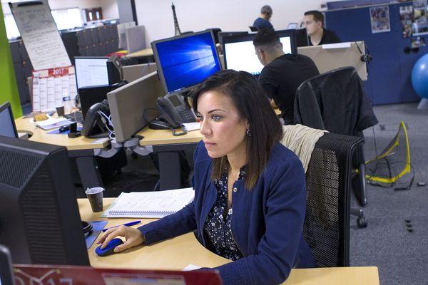 Le nombre de femmes cheffes d'entreprise continue de progresser, même si elles restent une minorité. Photo d'illustration