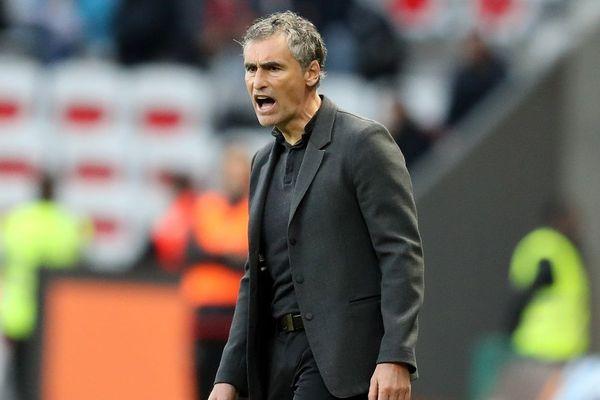 Olivier Dall'Oglio, l'entraîneur du DFCO, prolonge jusqu'en 2021