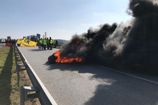 Action de la FDSEA le 6 mars en Creuse