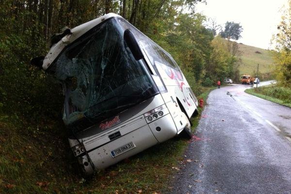 L'accident a fait plusieurs blessés