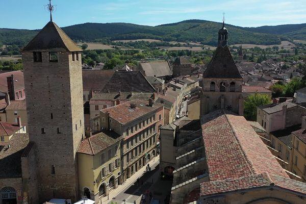 Cluny rejoint le dossier commun des candidatures à l'Unesco des sites clunisiens
