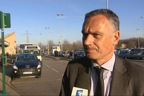 Le député européeen Arnaud Danjean (UMP°