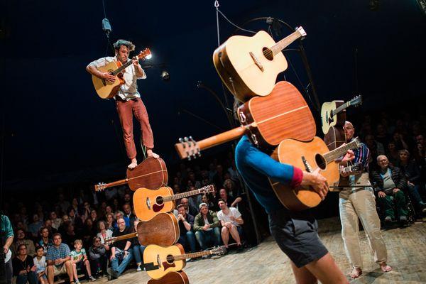 Le festival transfrontalier de spectacles vivants fait parti des projets soutenus par le fonds citoyen farnco-allemand