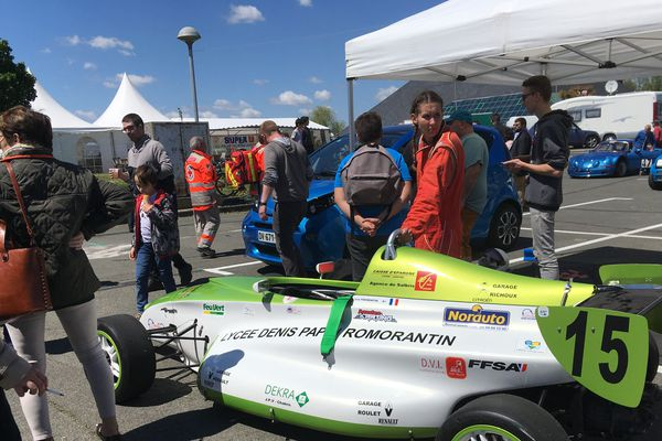 4 ans de Formule Campus pour le lycée Denis Papin, à Romorantin.