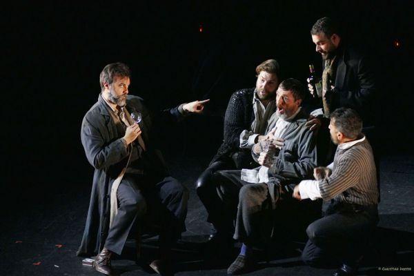 """L'Opéra de Marseille et L'Odéon, avec le soutien de la Ville de Marseille, diffuseront les captations de """"La Chauve-Souris"""" et de """"La Bohème"""" en ligne gratuitement, les 25 et 31 décembre."""