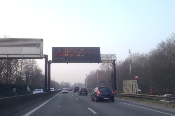 Cette fois, rouler moins vite est obligatoire !