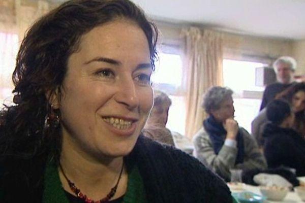 Pinar Selek, sociologue réfugiée à Strasbourg