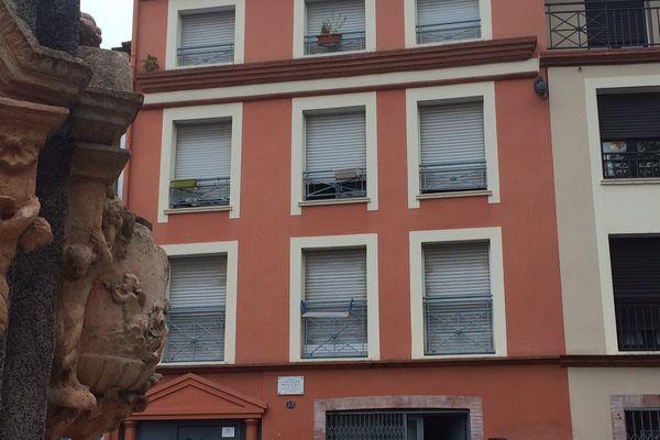 Le corps de la jeune femme avait été retrouvé dans son appartement de la place des Tiercettes à Toulouse.