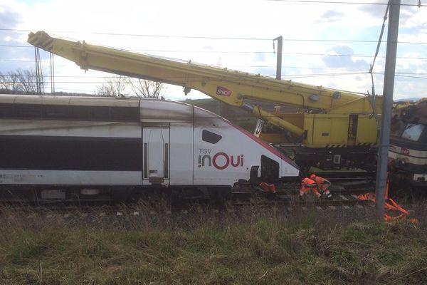 Le TGV Strasbourg/Paris de 7h19 du jeudi 5 mars 2020 avait déraillé en blessant 22 personnes.
