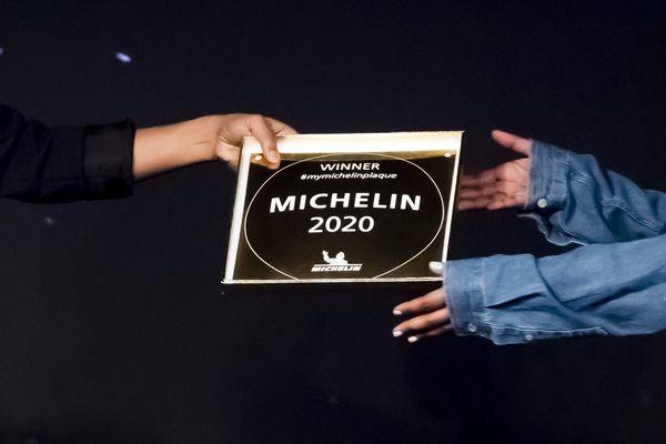 Cérémonie des étoiles du Guide Michelin - Paris, 27 janvier 2020