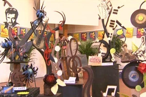 Pièce lauréate du concours de la cabosse d'or l'an dernier, sur le thème de la musique.