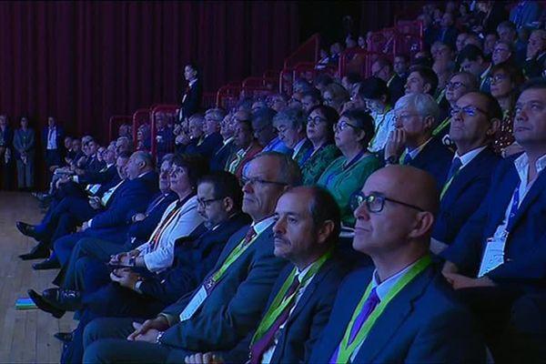 Les présidents des départements sont réunis à Bourges pour leur 89e Congrès