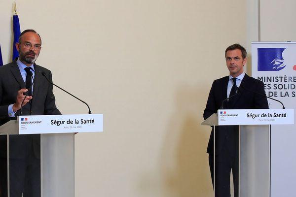 Le Ségur de la santé a été lancé lundi 25 mai par Edouard Philippe et Olivier Véran