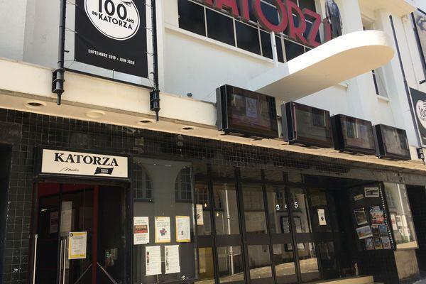Ce lundi 22 juin marquait pour le Katorza comme pour d 'autres cinémas la reprise après plus de trois mois de fermeture.