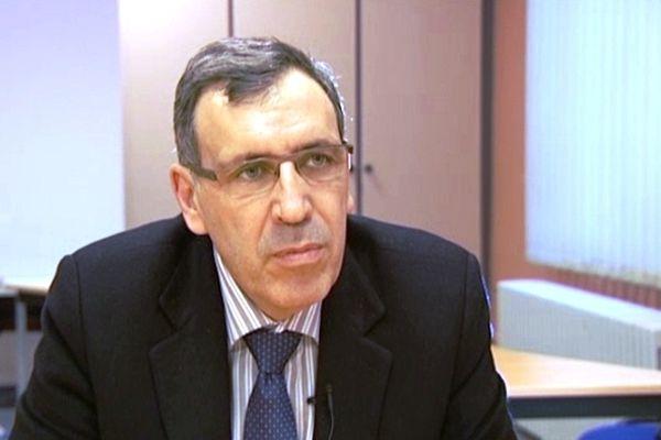 Henri-Pierre Orsini, directeur général d'ArcelorMittal Atlantique et Lorraine