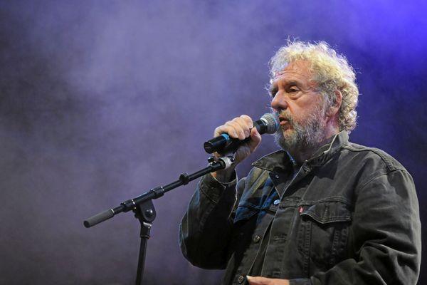 Gilles Servat sera en concert à Quimper pour le Festival de Cornouaille.