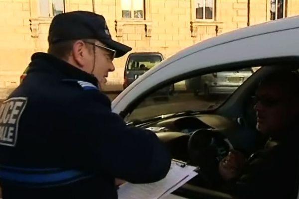 La Police Municipale de Nevers propose le mois de la Courtoisie pendant le mois de Janvier, dans le prolongement de l'opération Drapeau Blanc