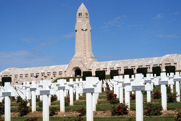 Douaumont et Vaux-devant-Damloup font partie des villages entièrement détruits pendant la bataille de Verdun en 1916.