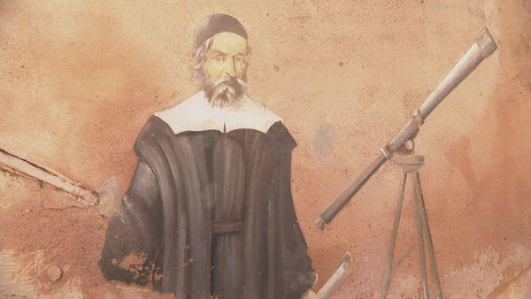 Nicolas-Claude Fabri de Peiresc passionné par l'astronomie dont le château avait accueilli le Roi Soleil