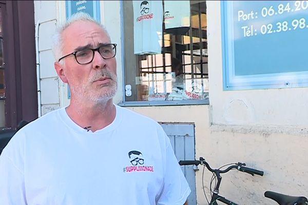 """""""Je remplis le rôle que devraient avoir certains élus"""", avoue Gilles Ducoudré."""