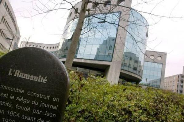 L'ancien siège de L'Humanité, oeuvre de Niemeyer, va devenir une sous-préfecture