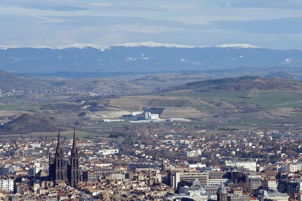 La communauté urbaine clermontoise deviendra une métropole dès le 1er janvier 2018.