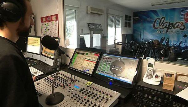 Radio Clapas a fêté ses 40 ans en avril 2018