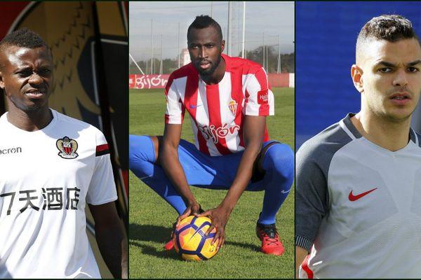 Jean-Michaël Seri, Lacina Traoré et Hatem Ben Arfa, qui reste qui arrive ?