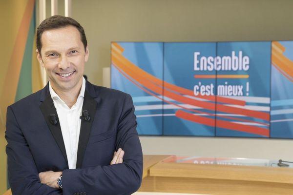 """Eric Charay dans """"Ensemble c'est mieux"""""""