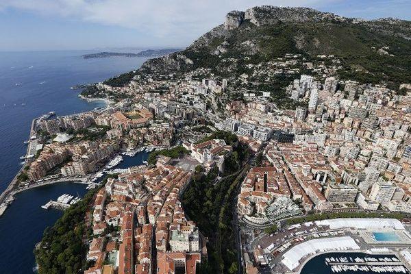 Le port de Monaco, 20 septembre 2013
