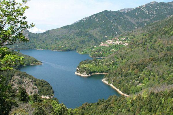 Lac de Tolla, en Corse du Sud