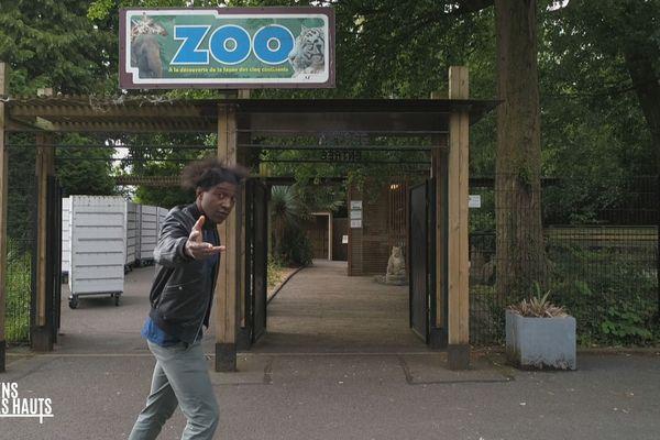 Visite du zoo de Maubeuge dans Les gens des Hauts, ce dimanche 31 mars à 12H55
