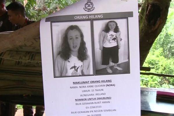 Le corps de la jeune Nora Quoirin a été retrouvé en Malaisie où elle était en vacances avec sa famille.