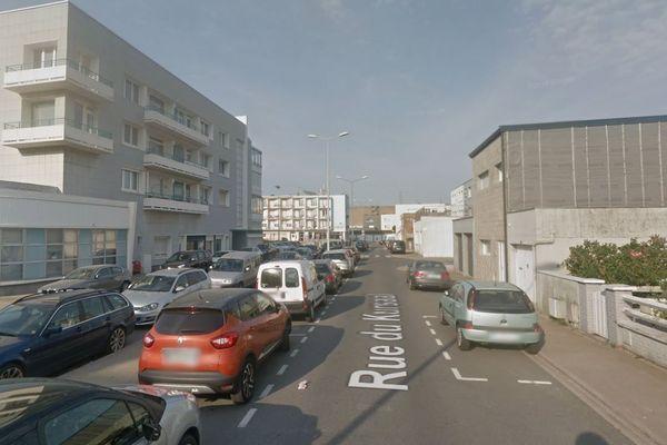 Le jeune homme a fait un malaise cardiaque en pleine rue à Dunkerque.