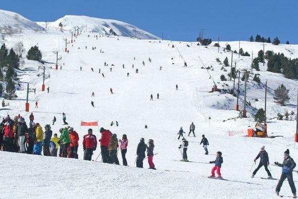 Dans les stations des Neiges Catalanes, le ski génère 8000 emplois directs et indirects.