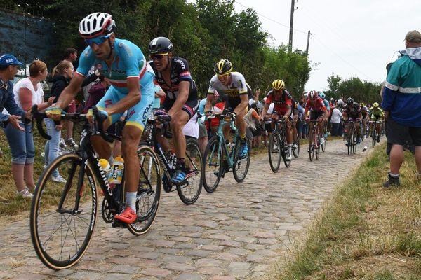 En 2015, le Tour de France avait déjà emprunté les secteurs pavés du Nord.